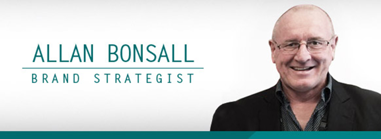 Meet Author Allan Bonsall Branding Specialist